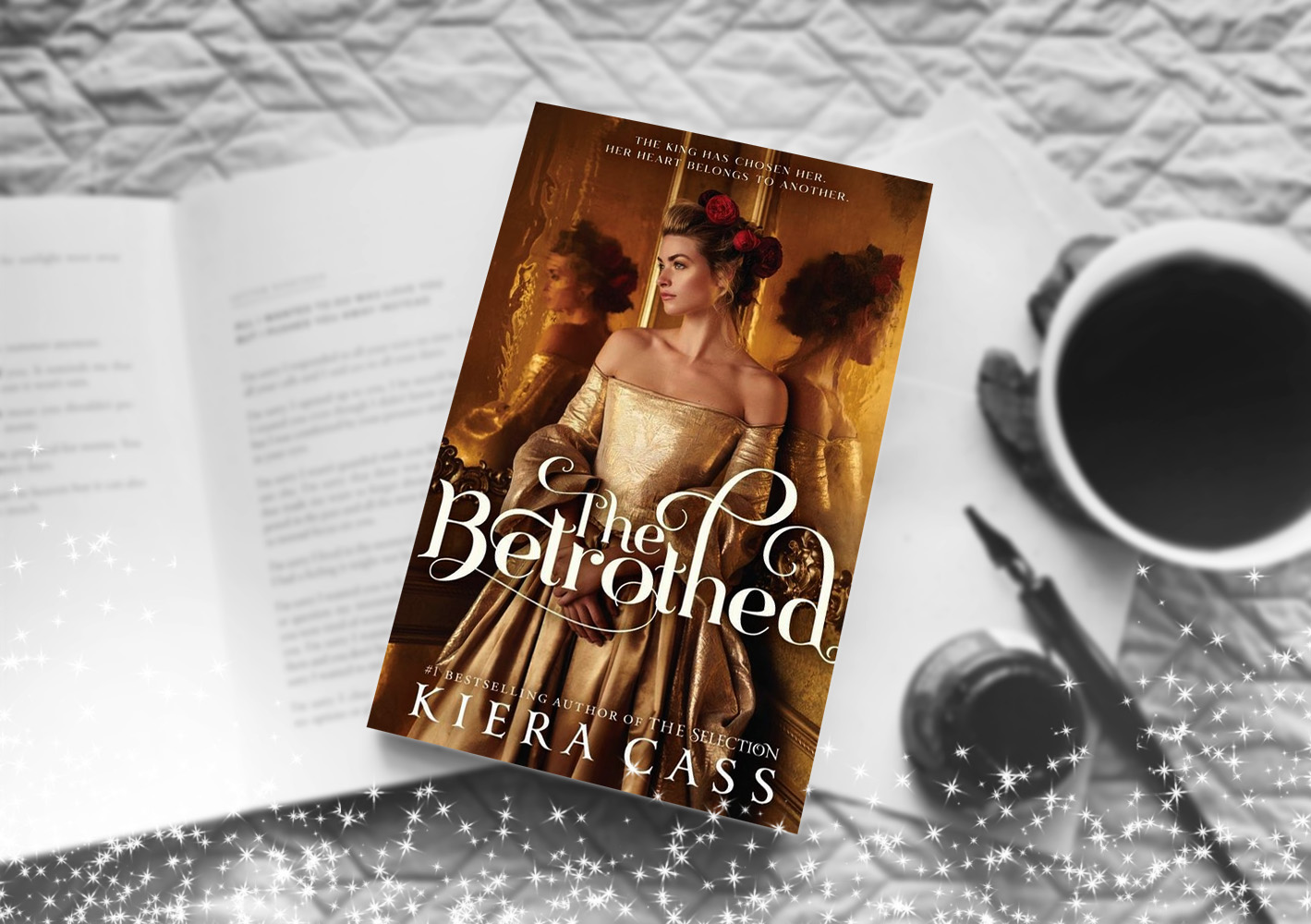 the betrothed Kiera Cass